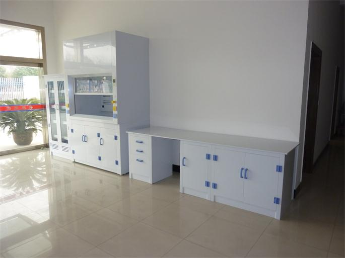 PP acid & corrosive storage cabinets